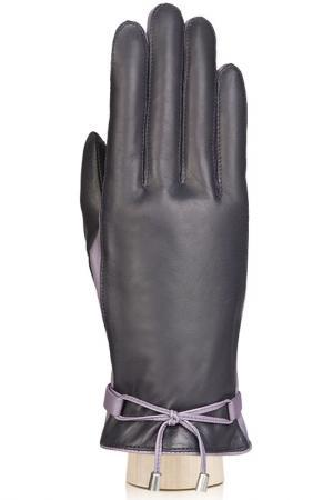 Перчатки Eleganzza. Цвет: темно-серый, фиолетовый