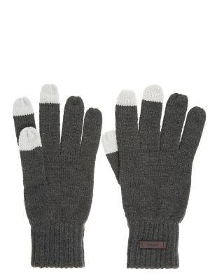 Перчатки Colin's. Цвет: антрацитовый