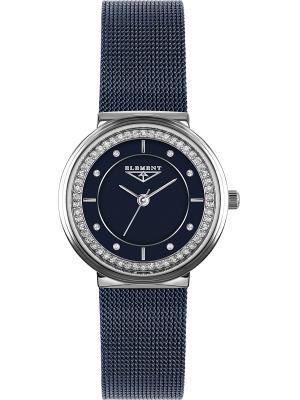 Часы 33 ELEMENT. Цвет: синий, серебристый