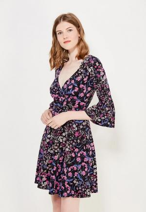 Платье Dorothy Perkins. Цвет: разноцветный