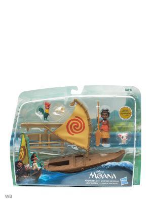 Игровой набор Моана в ассортименте Disney Princess. Цвет: желтый