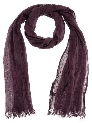 Платок Passigatti. Цвет: темно-фиолетовый