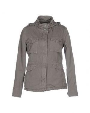 Куртка CAMOUFLAGE AR AND J.. Цвет: серый
