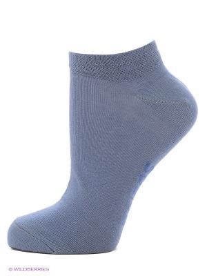 Носки, 3 пары Dairos. Цвет: светло-голубой, голубой, индиго