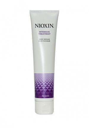 Маска для глубокого восстановления волос Nioxin. Цвет: белый