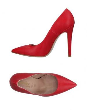 Туфли GENEVE. Цвет: красный