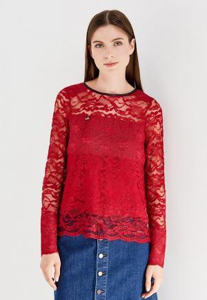 Блуза Phard. Цвет: красный
