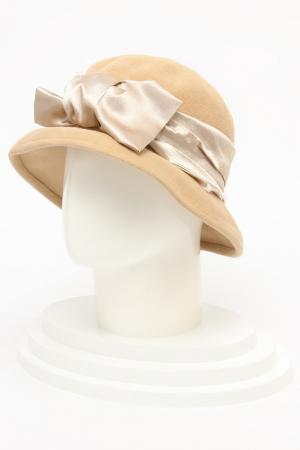 Шляпа Tonak. Цвет: кремовый