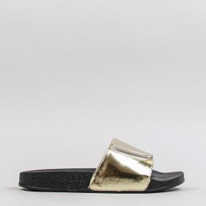 Туфли без задника Malta COOLWAY. Цвет: золотистый,серебристый