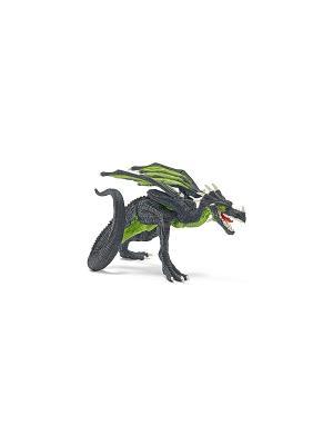 Дракон Бегун SCHLEICH. Цвет: салатовый, черный