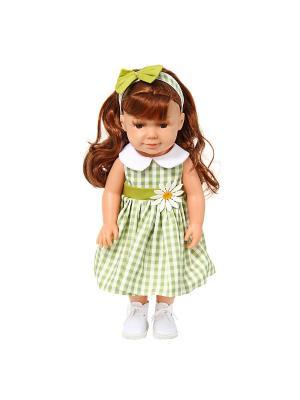 Кукла  Софья 37см. Lisa Jane. Цвет: оливковый, белый, желтый
