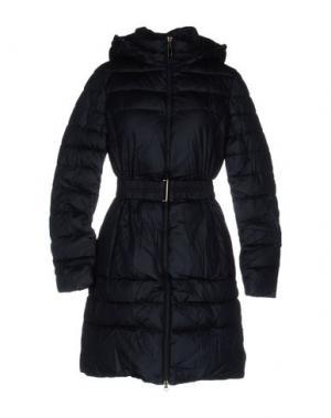 Куртка BIANCOGHIACCIO. Цвет: темно-синий