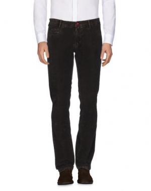Повседневные брюки BARBATI. Цвет: какао