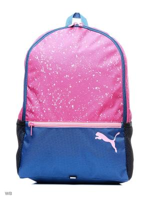 Рюкзак PUMA Alpha Backpack. Цвет: фиолетовый
