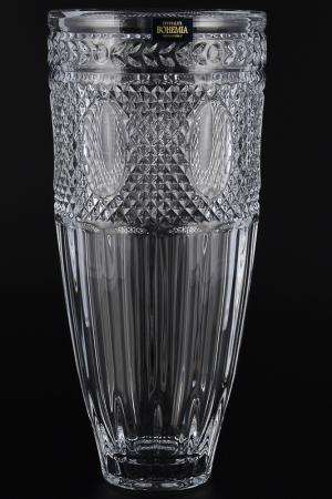 Ваза для цветов Crystalite Bohemia. Цвет: прозрачный