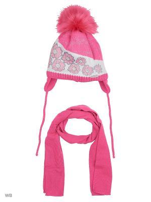 Комплект Grans. Цвет: розовый