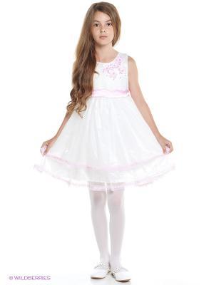Платье Wonderland. Цвет: белый