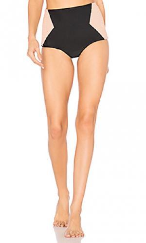 Низ бикини francesca Tori Praver Swimwear. Цвет: черный