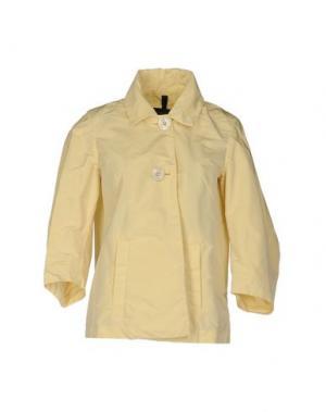 Пиджак AQUARAMA. Цвет: светло-желтый