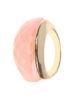 Кольцо Infiniti. Цвет: золотистый, розовый