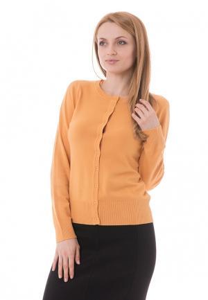 Кардиган Sempre. Цвет: оранжевый