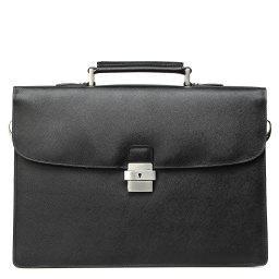 Портфель  RU11257 черный GERARD HENON