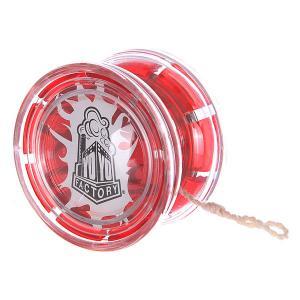 Йо-йо  F.A.S.T. 201 Red Aero-Yo. Цвет: красный