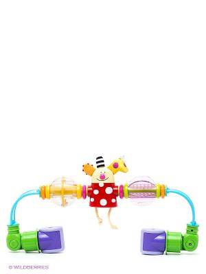 Игрушка Дуга TAF TOYS. Цвет: желтый, красный, молочный