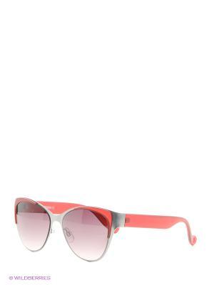 Солнцезащитные очки MS 04-022 06 Mario Rossi. Цвет: бордовый
