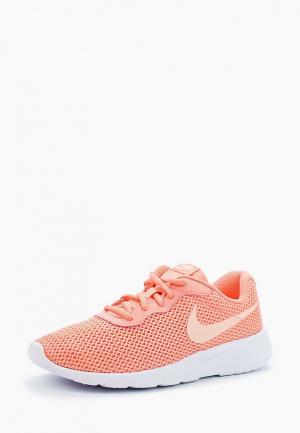 Кроссовки Nike. Цвет: коралловый
