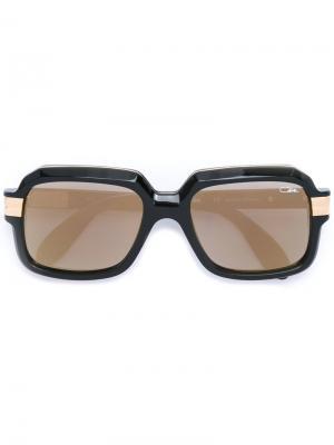 Солнцезащитные очки Cazal. Цвет: чёрный