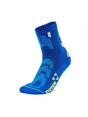 Носки Pim's. Цвет: синий