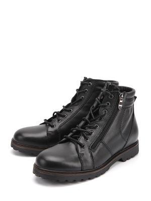 Ботинки La KRAFTE. Цвет: черный