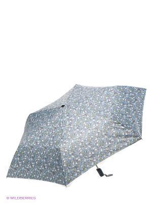 Зонт Labbra. Цвет: голубой