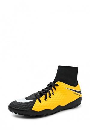 Шиповки Nike. Цвет: разноцветный