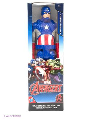 Фигурка Мстителей КЛАССА А. Титан Hasbro. Цвет: синий
