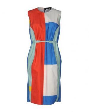 Платье до колена ARTHUR ARBESSER. Цвет: светло-зеленый
