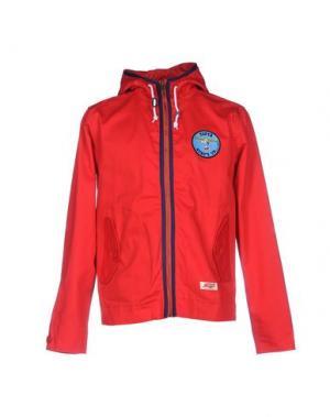 Куртка TSPTR. Цвет: красный