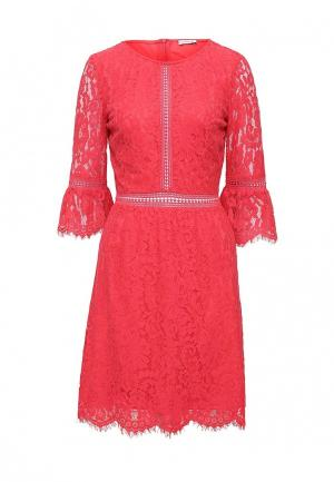 Платье Motivi. Цвет: красный