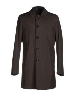 Легкое пальто SUIT. Цвет: зеленый-милитари
