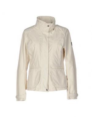 Куртка CANADIENS. Цвет: слоновая кость