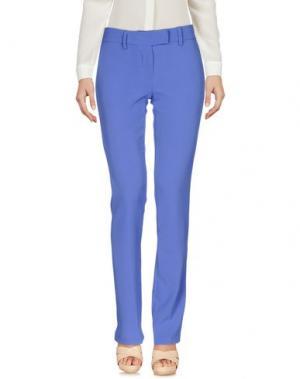 Повседневные брюки NORA BARTH. Цвет: сиреневый