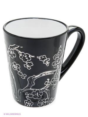 Кружка Elff Ceramics. Цвет: черный