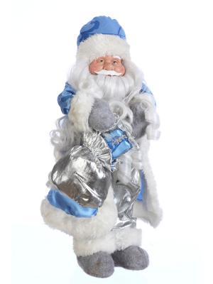 Кукла Дед Мороз DAVANA. Цвет: синий, белый, светло-серый