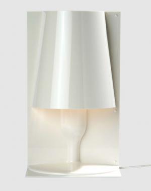 Настольная лампа KARTELL. Цвет: белый