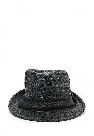 Шляпа Piazza Italia. Цвет: серый