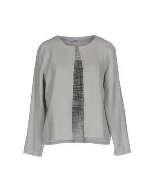 Пиджак CHILI PEPPERS. Цвет: светло-серый