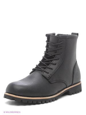 Ботинки Affex. Цвет: черный