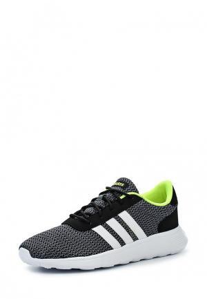 Кроссовки adidas Neo. Цвет: черно-белый