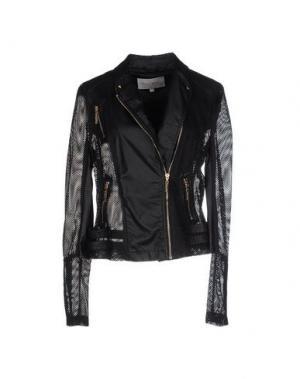 Куртка HANNY DEEP. Цвет: черный